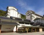 湯快リゾートグループ 三朝温泉 斉木別館に格安で泊まる。