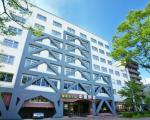 温泉ホテル中原別荘(客室禁煙・耐震改修済)に格安で泊まる。