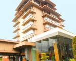 石和温泉 ホテル八田に格安で泊まる。