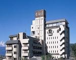石和温泉 ホテル古柏園に格安で泊まる。
