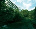 ロイヤルホテル 山中温泉河鹿荘に格安で泊まる。