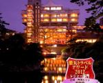 皆生温泉 東光園に格安で泊まる。
