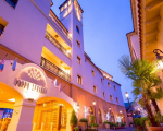 湯郷温泉 ポピースプリングス リゾート&スパに格安で泊まる。