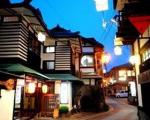 三朝温泉 古き良き湯の宿 木屋旅館に格安で泊まる。