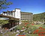 雲仙温泉 雲仙宮崎旅館に格安で泊まる。