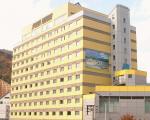 越後湯沢温泉 ホテル スポーリア湯沢に格安で泊まる。