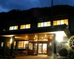 鹿教湯温泉 鹿鳴荘に格安で泊まる。