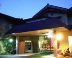 湯谷温泉 旅館 翆明に格安で泊まる。