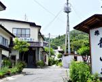 かみのやま温泉 旅館 静山荘に格安で泊まる。