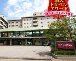 湯快リゾート 片山津温泉 NEW MARUYAホテルに格安で泊まる。