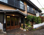 ゆふいん 湯平温泉 山荘松屋に格安で泊まる。