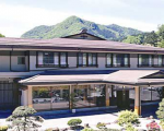 伊東園ホテル四万に格安で泊まる。