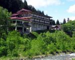 小野川温泉 寿宝園に格安で泊まる。