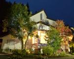 三朝温泉 みささガーデンホテルに格安で泊まる。
