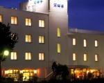 函館湯の川温泉 ホテル河畔亭に格安で泊まる。