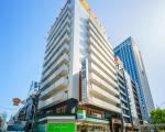 スーパーホテルPremier 大阪・本町に格安で泊まる。