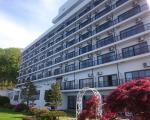 洞爺温泉ホテル華美に格安で泊まる。