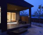 宮島 離れの宿 IBUKU 別邸【露天風呂付客室】に格安で泊まる。